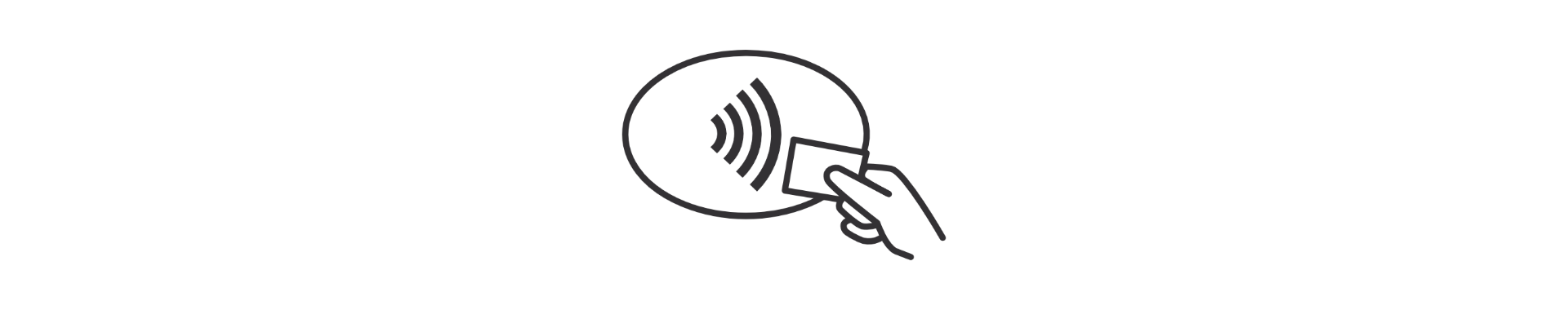 kontaktloses EMVCo-Logo