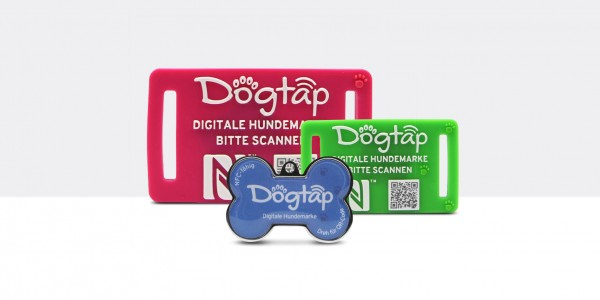 Dogtap  - the digital dog tag