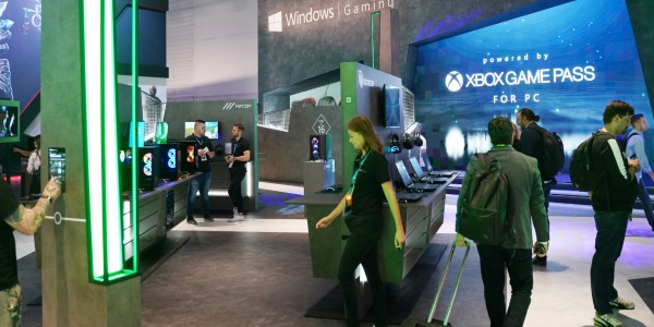 Windows Gaming @ Gamescom