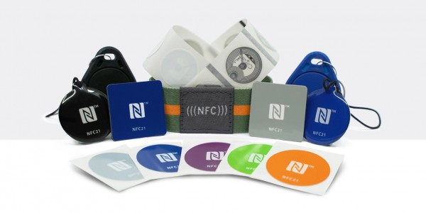 NFC Starter kits - selected NFC products for an immediate start